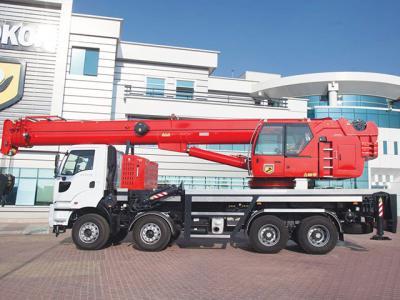 Dźwig mobilny HIDROKON HK 120 33 T3-40 ton