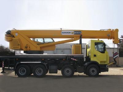 Dźwig mobilny HIDROKON HK 90 22 T2 - 30 ton