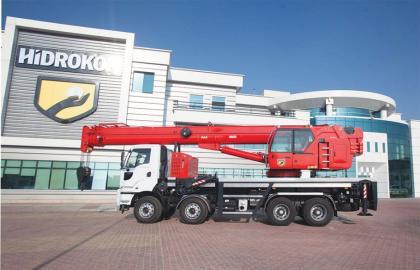 Dźwig mobilny HIDROKON HK 90 33 T3-30 ton