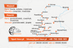 WYJAZDY NIEMCY – HOLANDIA – BELGIA  z adresu pod adres